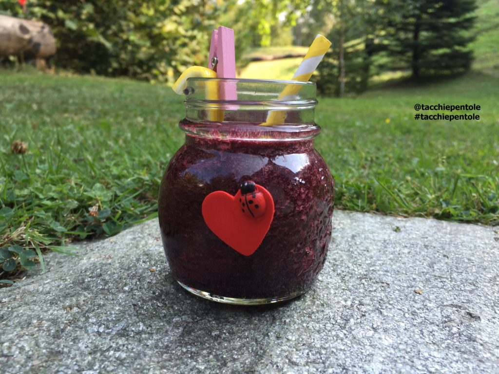 SMOOTHIE ALLE MORE