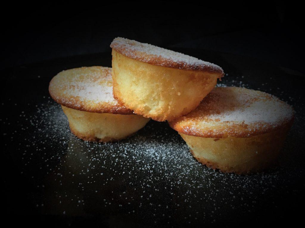tortini caldi di mele