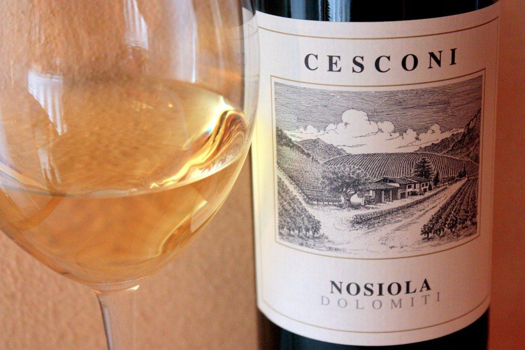 Nosiola - Cantina Fratelli Cesconi