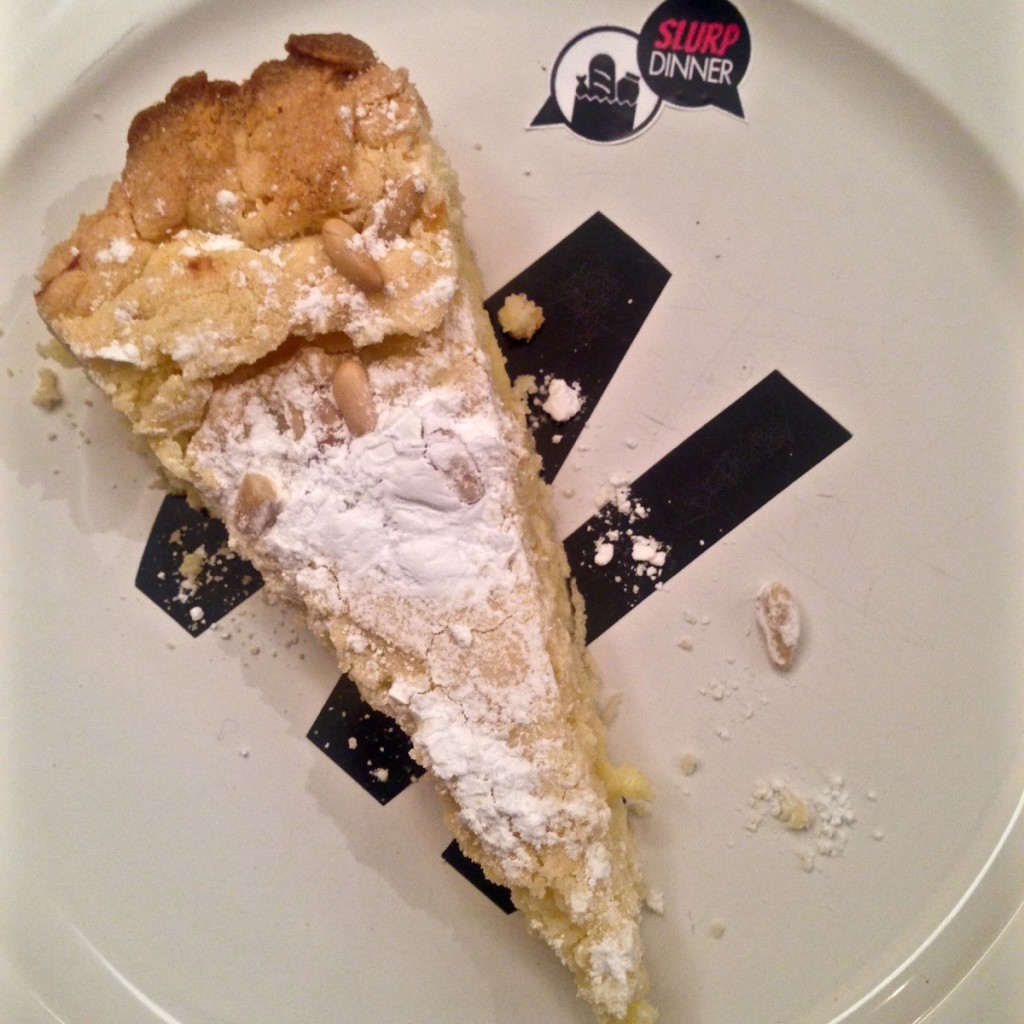 Dolce: torta della nonna SUPERLATIVA