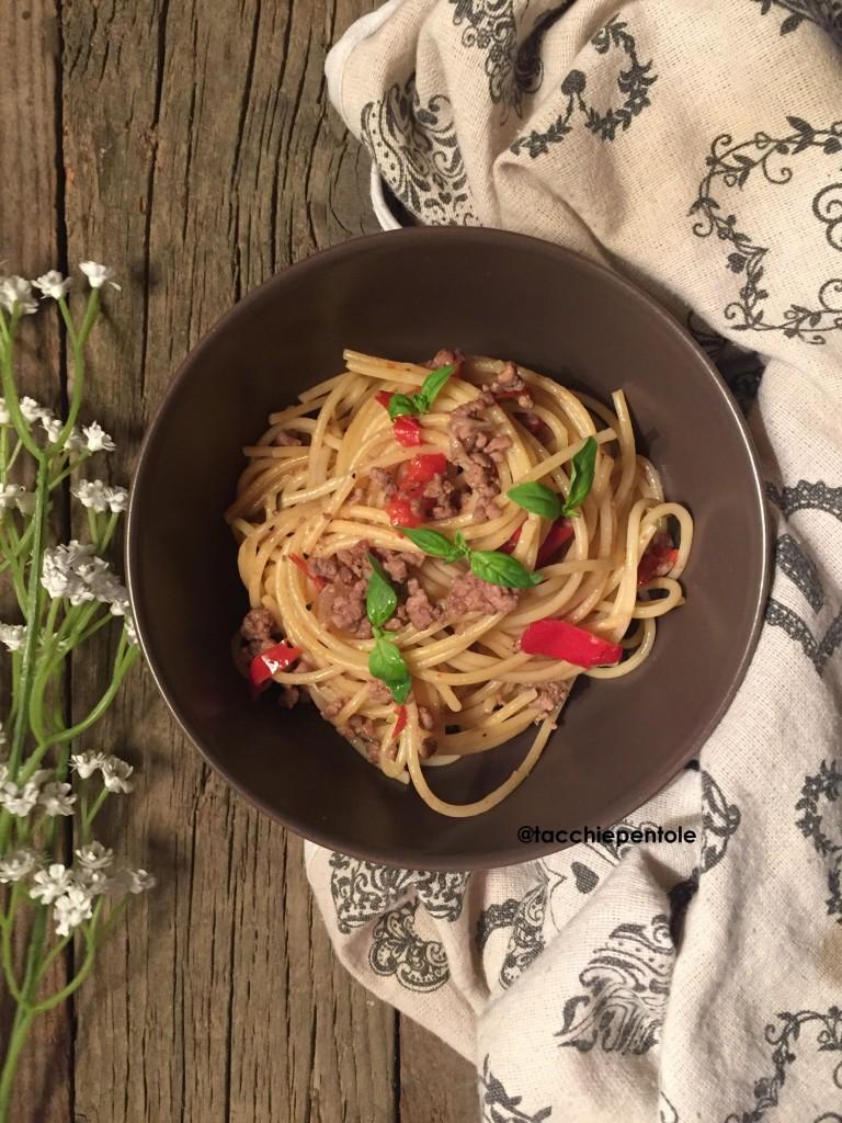 spaghetti turca