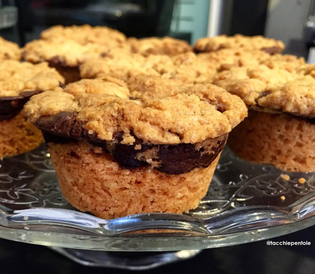 sbrisolona muffin