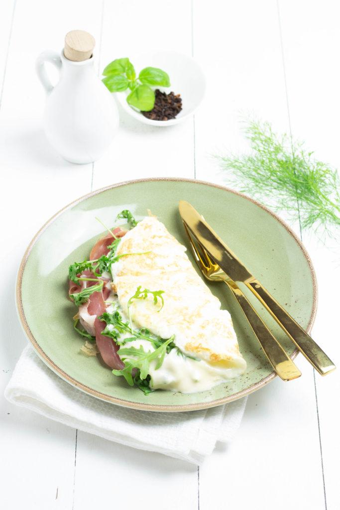 omelette di albumi