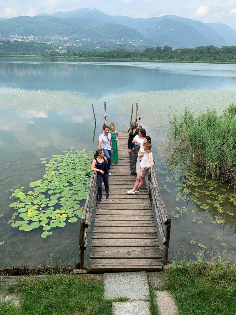Alta Brianza - Lago di Alserio