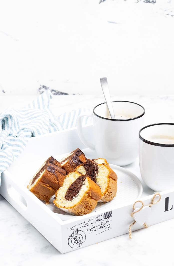 ciambella yogurt e cacao