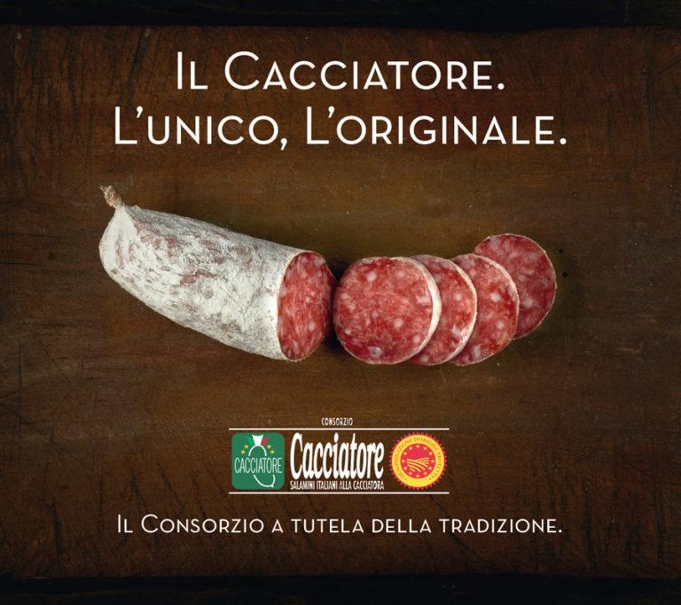 Salame Cacciatore Italiano