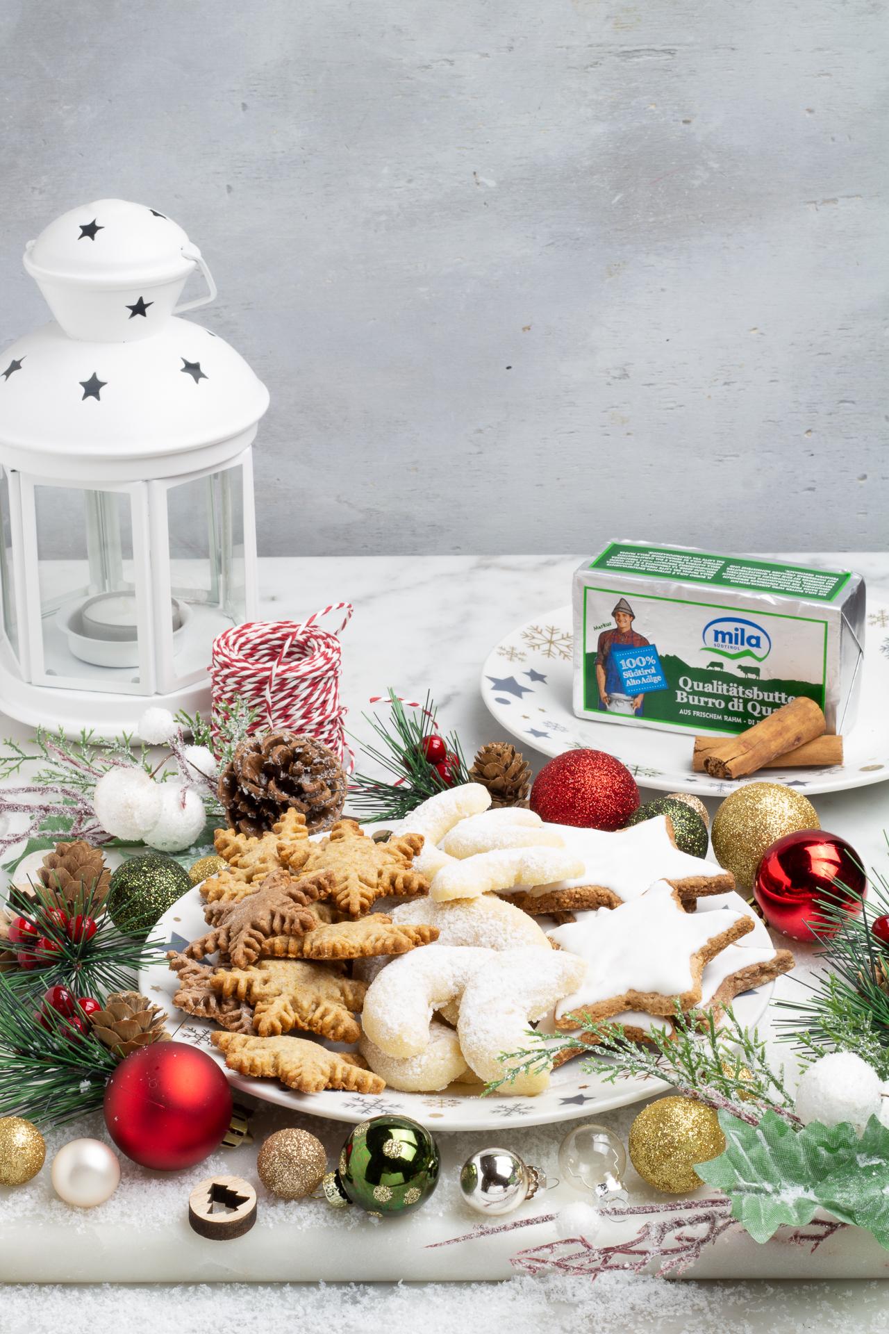 biscotti natalizi altoatesini